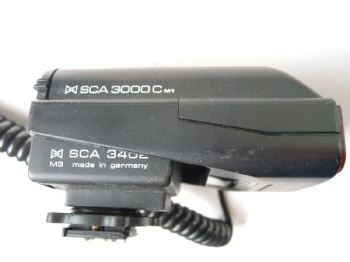 METZ SCA 3000C M1 PLUS SCA 3402 M3 CONNECTING CABLE FOR NIKON